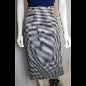 Vintage Casablanca Midi Skirt